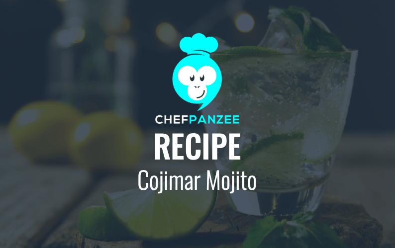 Cojimar Mojito Recipe